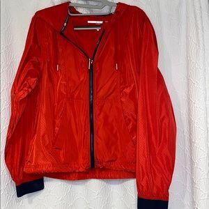 Red Tommy Hilfiger  sport jacket